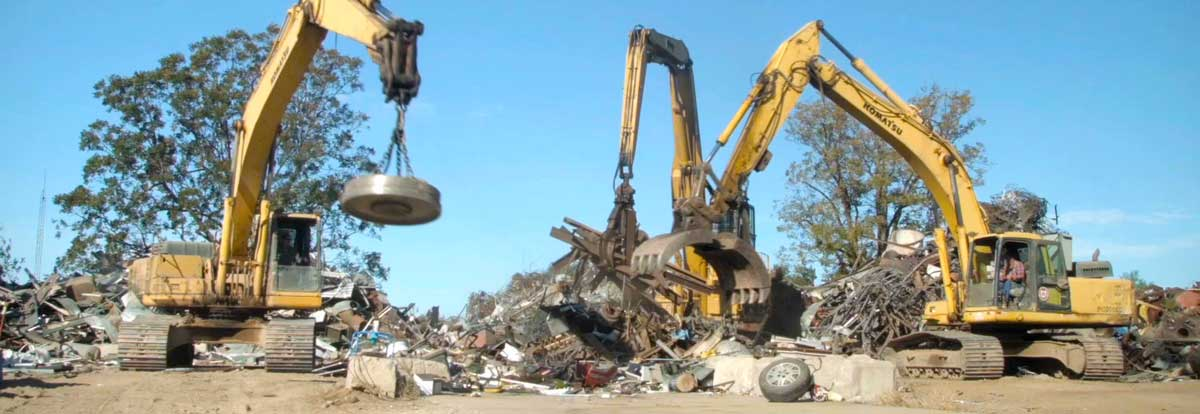 Scrap Recycling | How it works